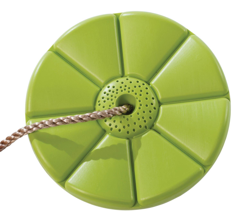 Tellerschaukelsitz grün