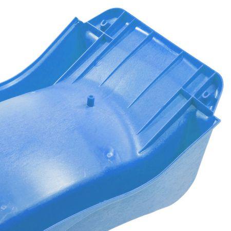 Wellenrutsche blau – Bild 3