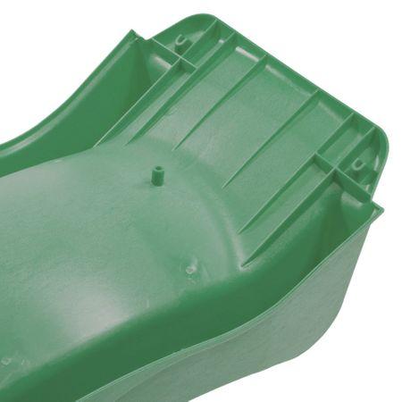 Wellenrutsche moosgrün – Bild 2