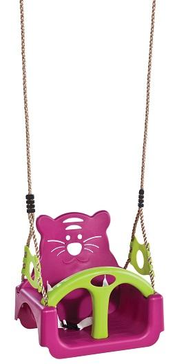 Babyschaukelsitz trix pink – Bild 2