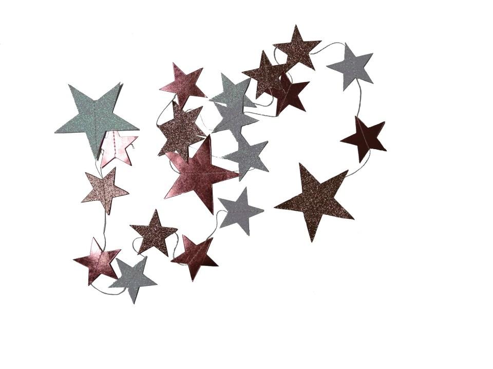 Spielhaus Lilly mit 4 Kissen und Sternengirlande – Bild 5