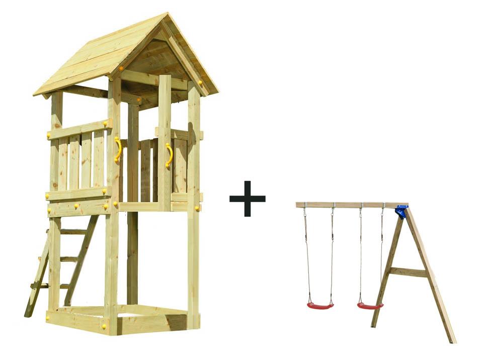 Spielturm Kiosk – Bild 3