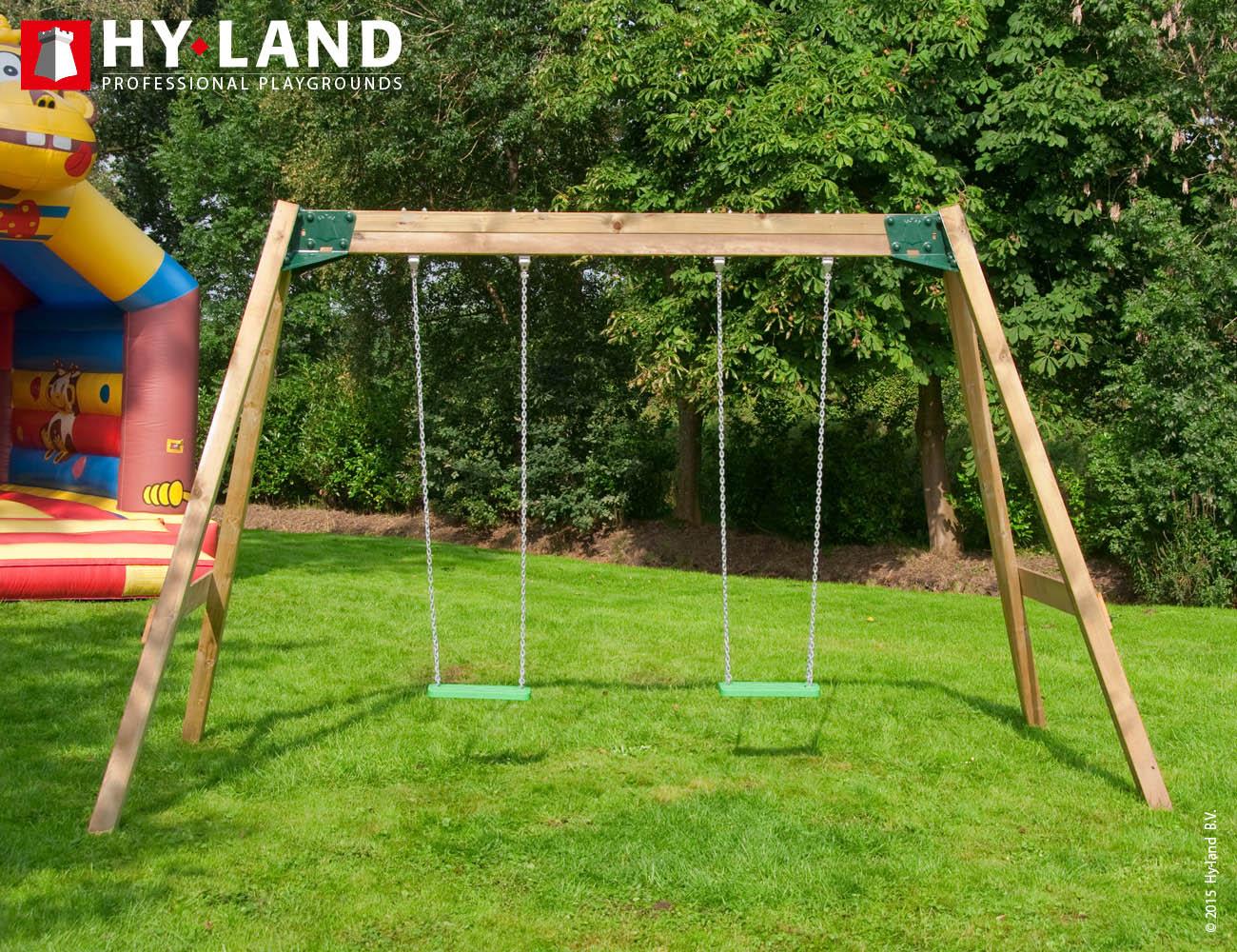 Hy-Land Classic Swing Set – Bild 3