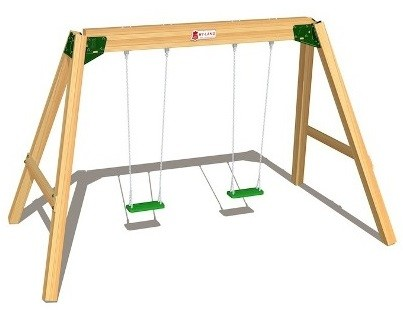 Hy-Land Classic Swing Set