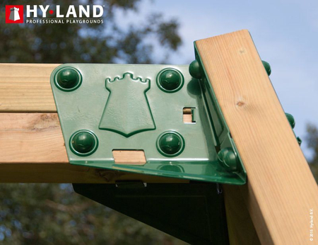 Hy-Land Classic Swing Set – Bild 4