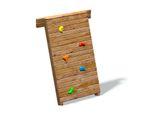 Kletterwand für Spielturm / Stelzenhaus 001